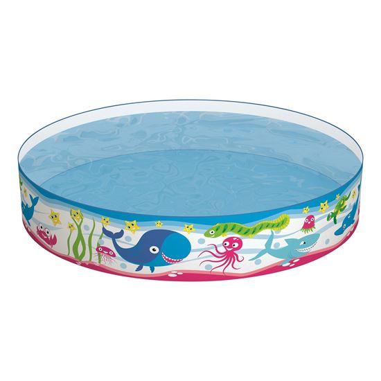 Детский круглый бассейн Bestway от 18 месяцев