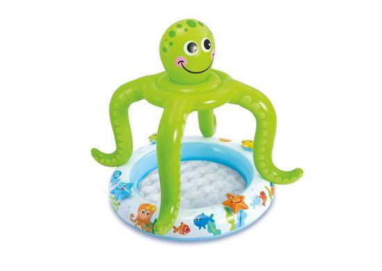 """Детский надувной бассейн """"Осьминожка"""" от Intex"""