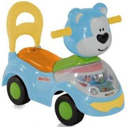 "Толокар ""Мишка"" Bertoni, голубой"