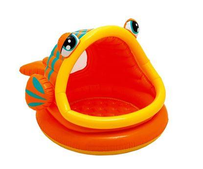"""Надувной бассейн """"Рыба"""" от Intex"""