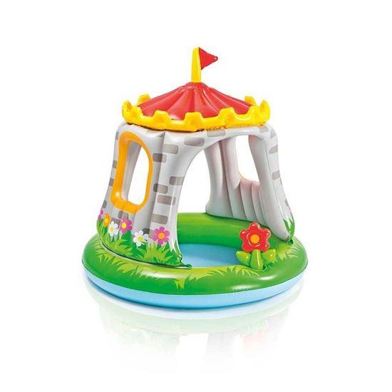 """Детский надувной бассейн """"Королевский  Дворец"""" от Intex"""