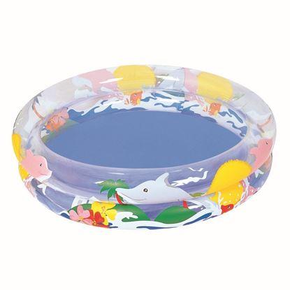 """Детский двухкольцевой бассейн """"Морская жизнь"""""""