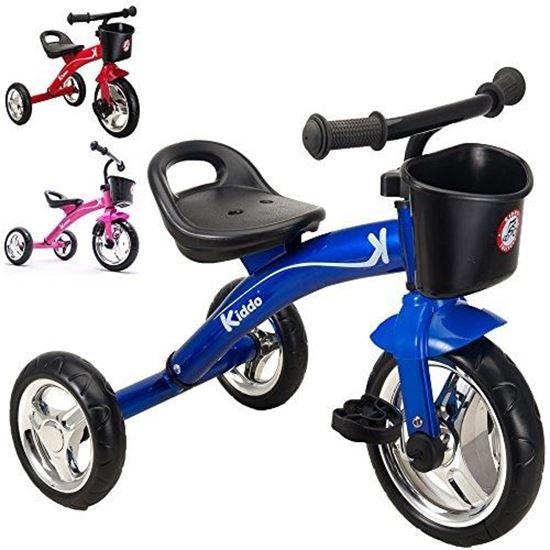 """Трехколесный велосипед """"KiddoTrike"""" на металлической раме"""