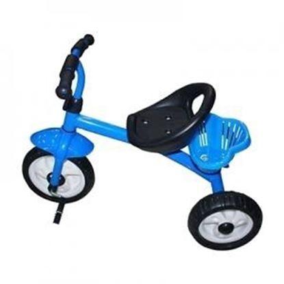 Велосипед 3-х колесный с металлической рамой