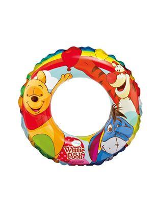 """Детский надувной плавательный круг """"Винни Пух"""" Intex"""