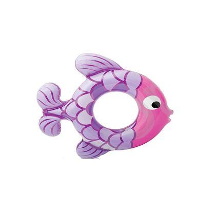 """Детский круг для плавания """"Рыбки"""" Intex"""