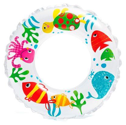 """Круг для плавания """"Яркий"""" от Intex"""
