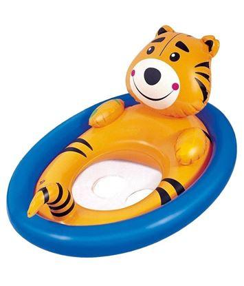 """Круг для плавания """"Животные"""" Тигренок от Bestway"""