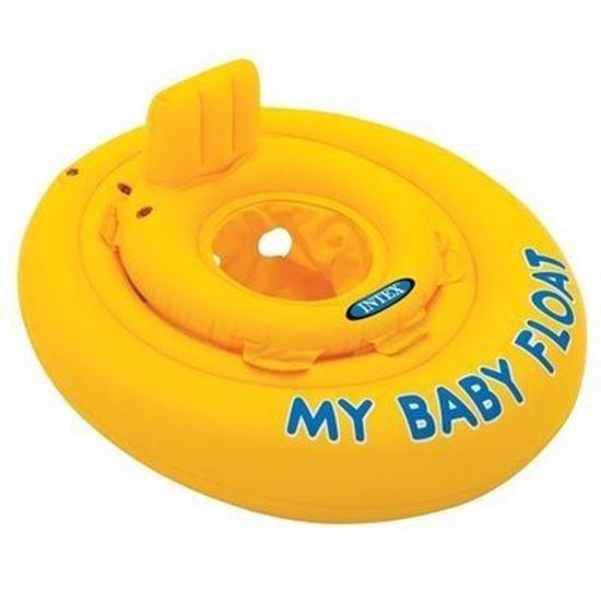 """Круг для плавания с сиденьем """"My baby float"""", от 6 до 12 месяцев"""