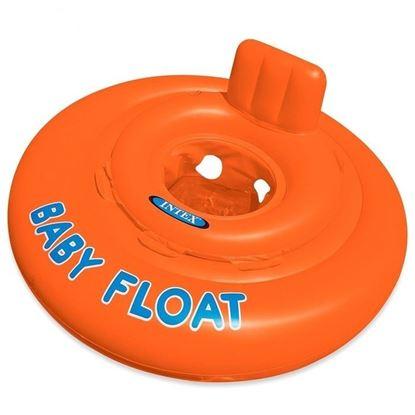 """Круг для плавания с сиденьем """"Baby float"""", от 1 до 2 лет"""