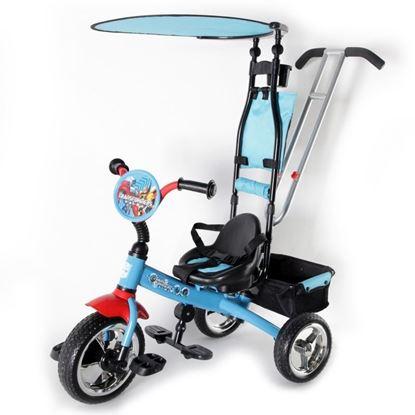 Велосипед 3-х колесный Transformers