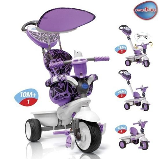 Велосипед 3-х колесный Smart Trike Dream Touch Steering