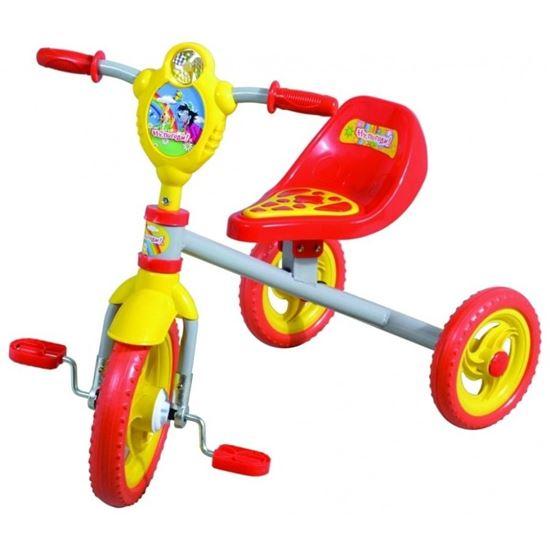 """Велосипед 3-х колесный 1Toy """"Ну, погоди!"""""""