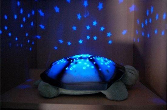 "Ночник-черепаха ""Звездное небо"""