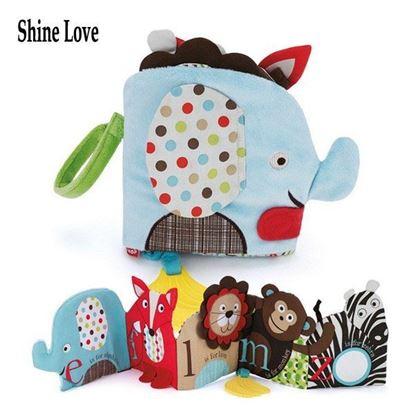 "Мягкая книжка ""Shine Love"""