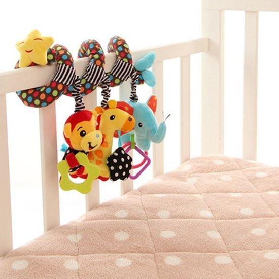 Подвеска-спираль на кроватку Sozzy