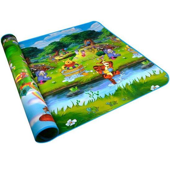 Мягкий двусторонний детский коврик