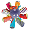 Плюшевая подвеска-осьминог