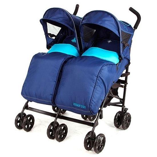 Mobility One UrbanDuo синяя