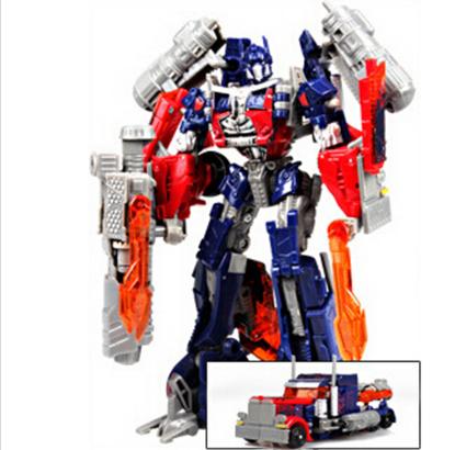 Игрушка робот трансформер Оптимус Прайм