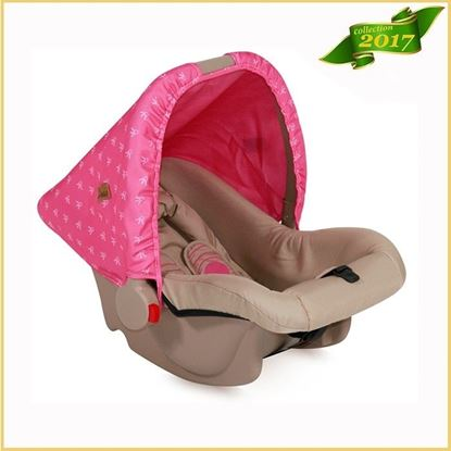 Автокресло Lorelli BODYGUARD 0-13 кг розовое
