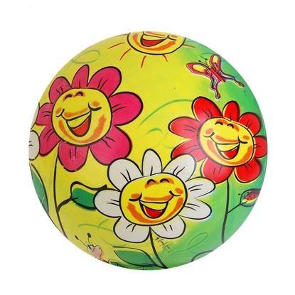 """Надувной мяч """"Веселые ромашки"""""""