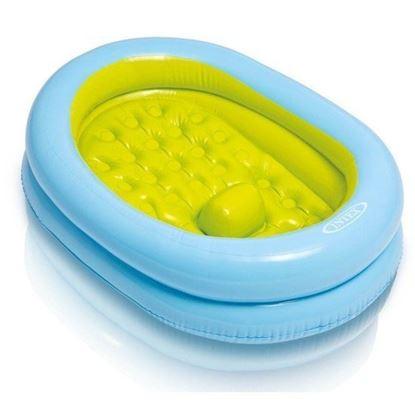 Ванночка надувная для купания младенцев