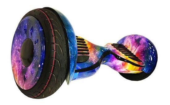"""Гироскутер Smart Balance 10,5"""", галактика"""