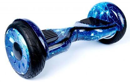 "Гироскутер Smart Balance 10,5"", самобаланс + APP, синий космос"