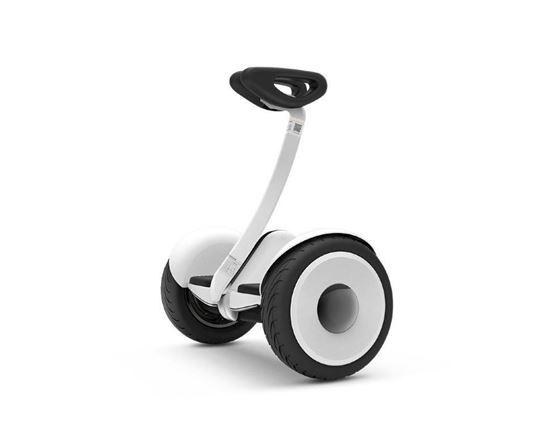"Гироскутер Mini-Robot 10,5"" + APP, белый"