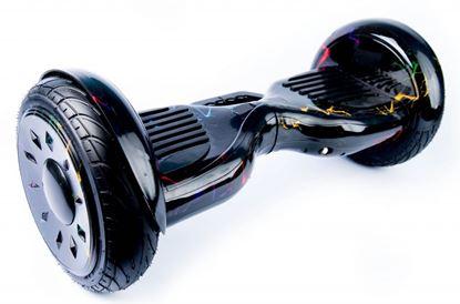 """Гироскутер Smart Balance 10,5"""", самобаланс + APP, цветная молния"""