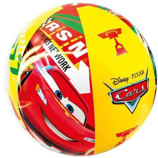 """Надувной мяч для пляжа """"Тачки"""""""