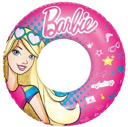 """Детский надувной круг """"Barbie"""""""