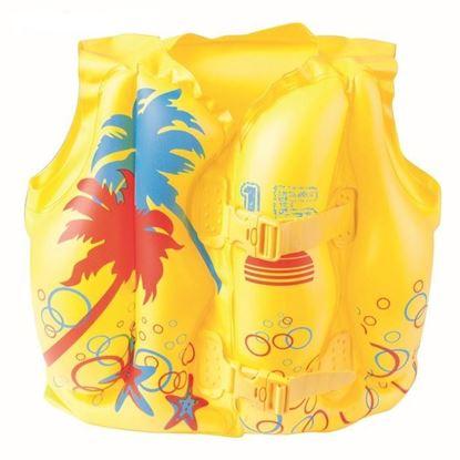 """Детский надувной жилет для плавания """"Тропический"""""""