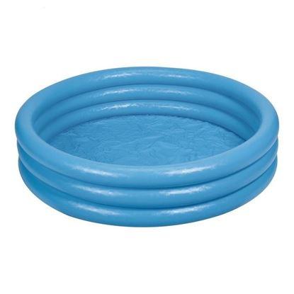 """Детский надувной бассейн """"Кристалл"""" от 2 лет"""