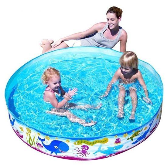 Детский каркасный бассейн от Intex