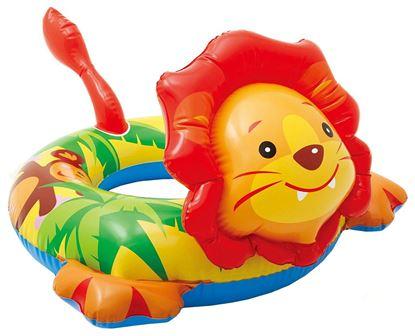 """Круг для плавания """"Джунгли"""" львенок"""
