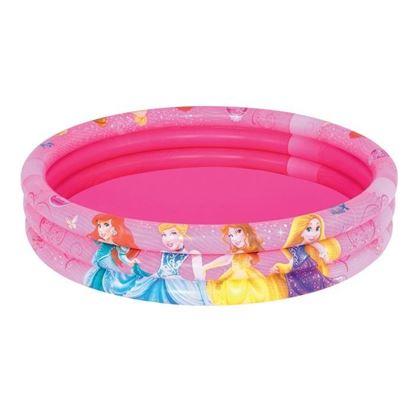 """Детский надувной бассейн """"Принцессы"""""""