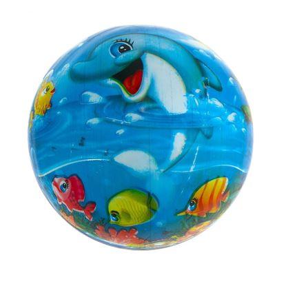 """Детский мяч """"Морской мир"""""""