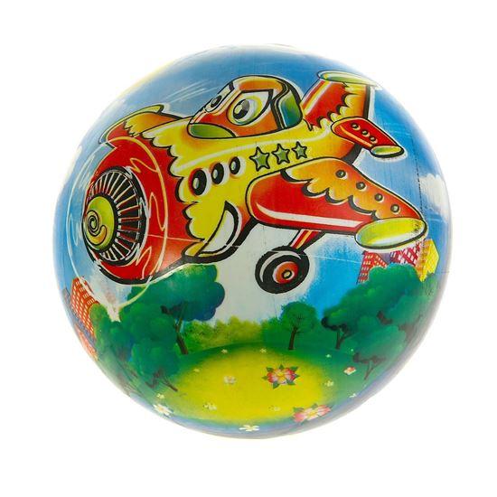 """Детский мяч """"Самолетик"""""""