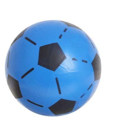 """Детский мяч """"Футбольный"""" синий"""