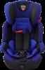 Автокресло Vixen Лазурит группы 1.2.3 синий