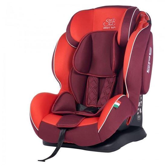 Автокресло Sweet Baby Camaro sps красный