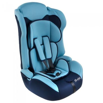 Автокресло BamBola Primo 9-36кг синий