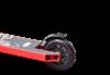 Самокат трюковой Ateox Jump красный ножной тормоз