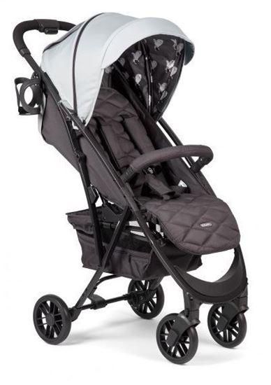Коляска прогулочная Happy Baby Eleganza V2 2020г. серый
