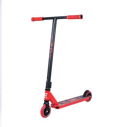 Самокат трюковый Scooters Inoy красный