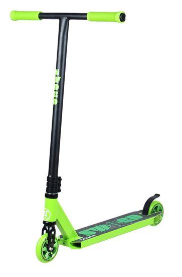 Самокат трюковый Scooters Sword зелёный